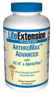 Arthromax z UC-II Reumatoidalne zapalenie stawów