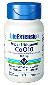 Koenzym Q10 Ubichinol